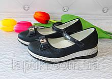 Подростковые школьные туфельки для девочек