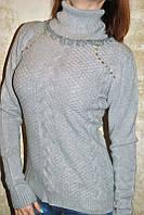 Голь-свитер из кашемира.Европейское качество