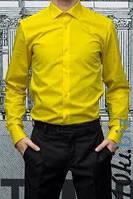 Рубашка (желтый)