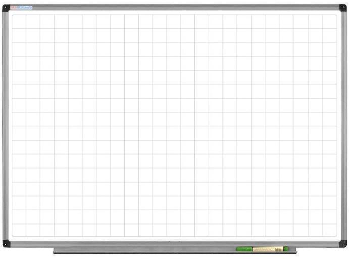 Купить Магнитно-маркерная доска Доски для маркера к клетку UkrBoards 75х100 см UB75x100Wk