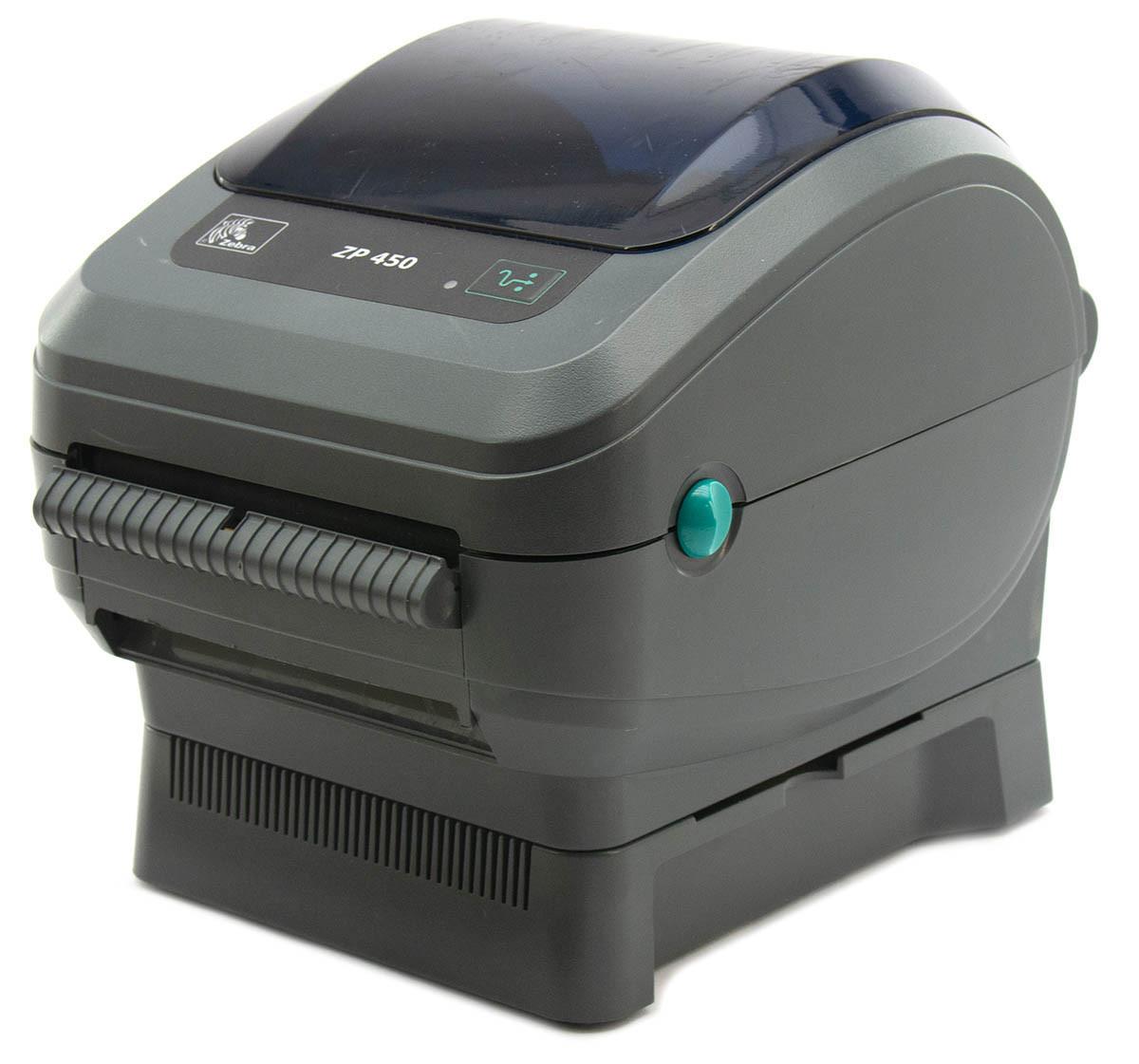 Принтер етикеток Zebra ZP450 USB + відокремлювач етикеток