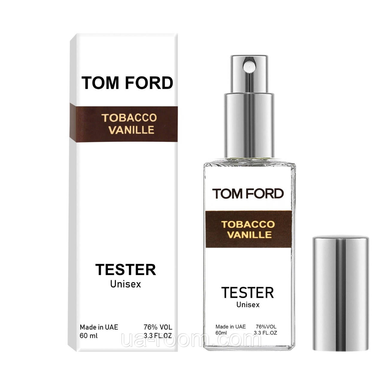 Тестер DUTYFREE  унисекс Tom Ford Tobacco Vanille, 60 мл.