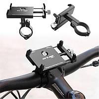 Крепление GUB PRO-1 держатель кронштейн для телефона на велосипед мотоцикл руль / вынос / рулевую