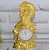 Часы настольные с зажигалкой Орёл бизнес подарок