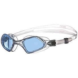 Окуляри для плавання Арена Smartfit прозорі з голубыми лінзами