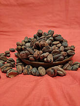 Какао боби Гана здвоєні  сушені 350 г