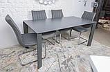 Стол обеденный BRISTOL B 130/200*85 керамика мокрый асфальт Nicolas, фото 8
