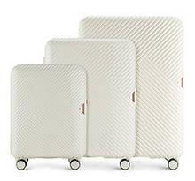 Wittchen набор чемоданов поликарбонат чемодан Витчен Польша 56-3P-84S-88 чемодан виттчен витхен