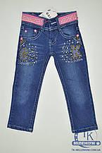 Good$Lucky Брюки джинсовые для девочки стрейчевые рост 74-86 A05