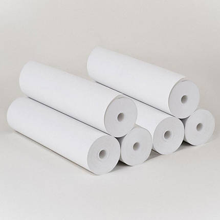 Бумага рулонная без перфорации * 210SL 210мм 55г/м 55м, фото 2