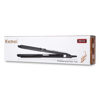 Утюжок выпрямитель для волос Kemei GB-KM 2139