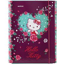 Папка для труда Kite19 HK19-213 A4 картон на гумцi HK