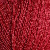Пряжа Сеам Merino Silk 100 гр Красный