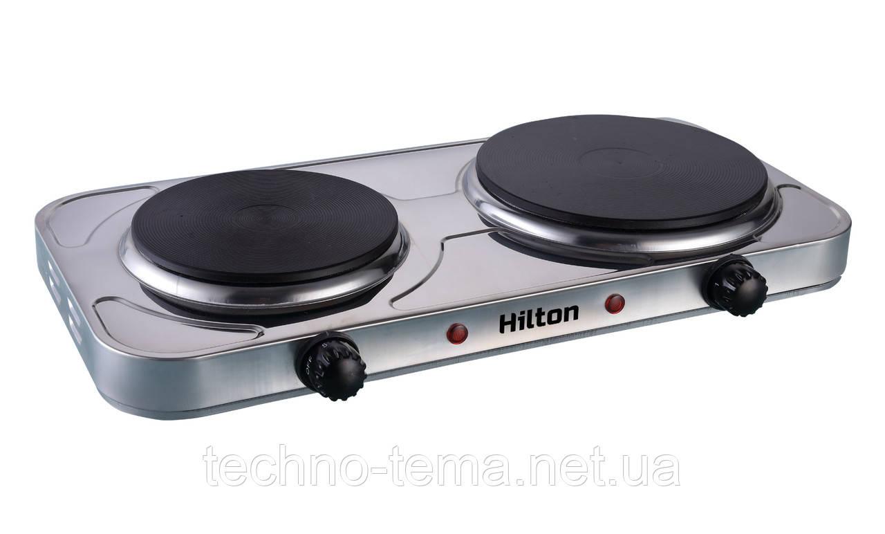 Электрическая плита настольная HILTON HEC-200