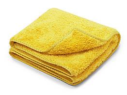 Салфетка для кухни (полотенце) Микрофибра Поглощающая 001 Scierka 2540 33x50 см Желтая