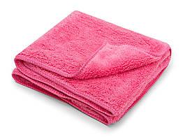 Салфетка для кухни (полотенце) Микрофибра Поглощающая 003 Scierka 2526 33x50 см Розовая