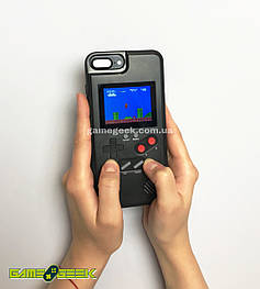 Чехол Game Boy Black для iPhone X (36 игр)