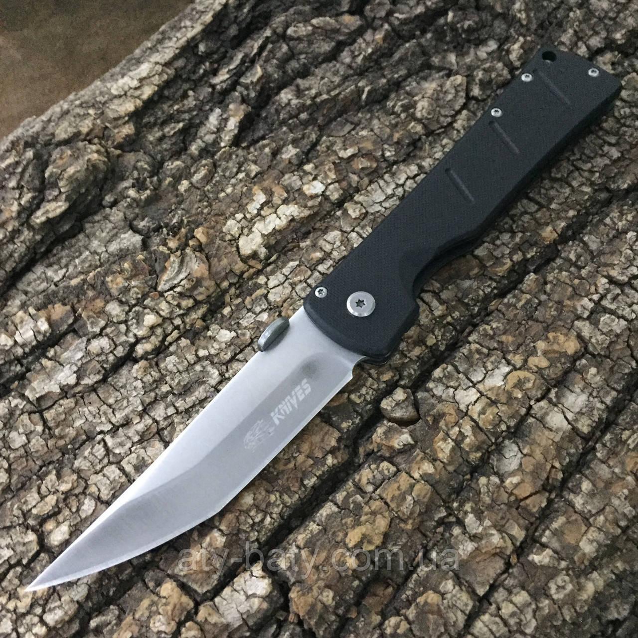 Нож Lion Knives (Реплика на CRKT Otanashi Noh Ken CR2906)