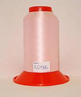 Нитка AMANN Serafil №200/2 5000м.col 5096 нежно-розовый (шт.)