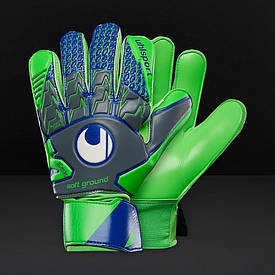 Вратарские перчатки Uhlsport Tensiongreen Soft Pro