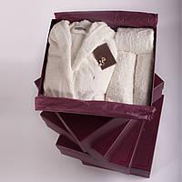 Набор полотенец и махровый халат  Patrice  от Vincent Devois, фото 1