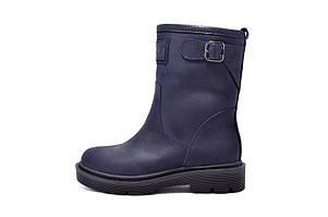 Ботинки женские зимние Teona 18114 Blue