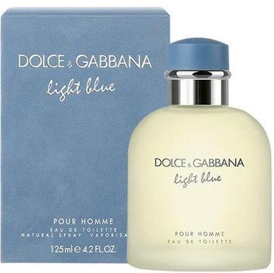Мужская туалетная вода Dolce & Gabbana Light Blue pour Homme EDT (125 мл )