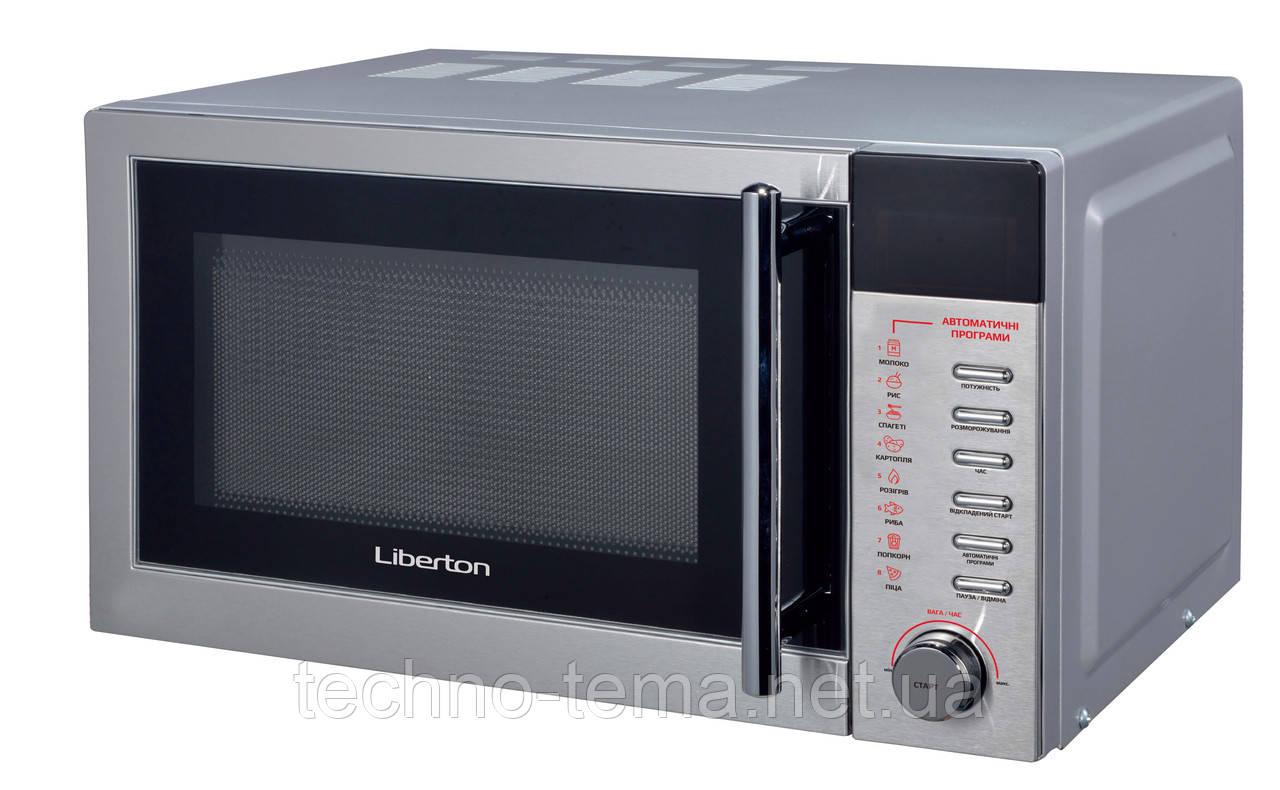 Микроволновая печь 20 литров LIBERTON LMW-2080E
