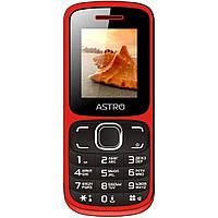 Телефон мобильный кнопочный на 2 сим карты с фонариком Astro A177, фото 1