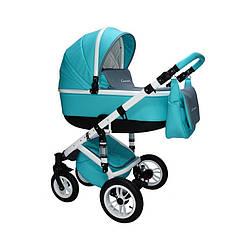 Детская универсальная коляска 2 в 1 Sojan Carrera 10 (Польша)