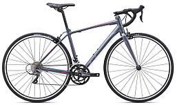 Шоссейный женский велосипед Liv Avail 3, charcoal XS (GT)