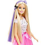 Кукла Барби Стильные волосы, фото 3