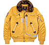 Куртка пилот Alpha Industries Injector MJI38016C1 (Yellow)