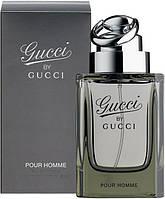 Мужская туалетная вода Gucci by Gucci Pour Homme (90 мл)