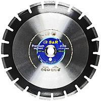 Алмазный диск по асфальту S&R Premium Segment
