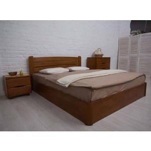 Кровать деревянная София V с подъемным механизмом ТМ Олимп, фото 2