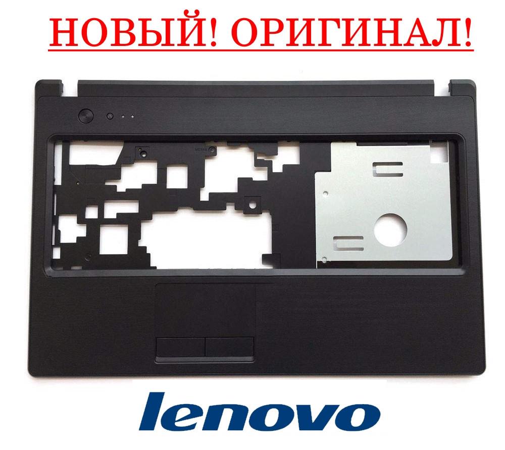 Оригинальный корпус (верх) Lenovo G570 - топкейс, палмрест