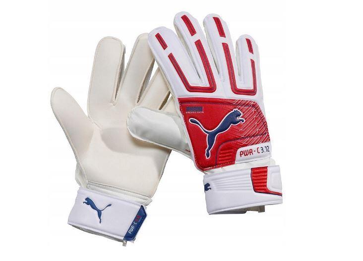 Вратарские перчатки с защитой пальцев PowerCat 3.12 Protect