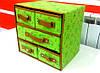 Складний органайзер - комод з 5-ма висувними ящиками