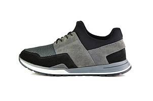 Кроссовки Rondo 58/0013 Rosh 556620 Black Gray