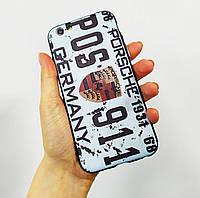 Номерной чехол для iPhone 6S/6