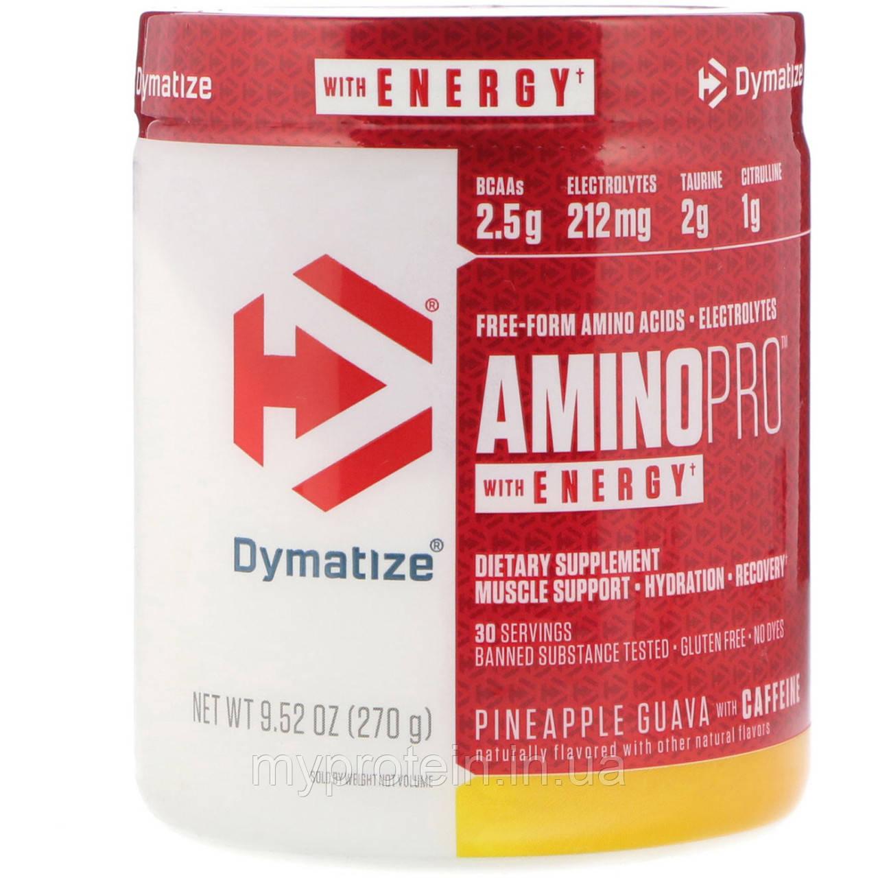 DymatizeАминокислотыAmino Pro Energy270 g