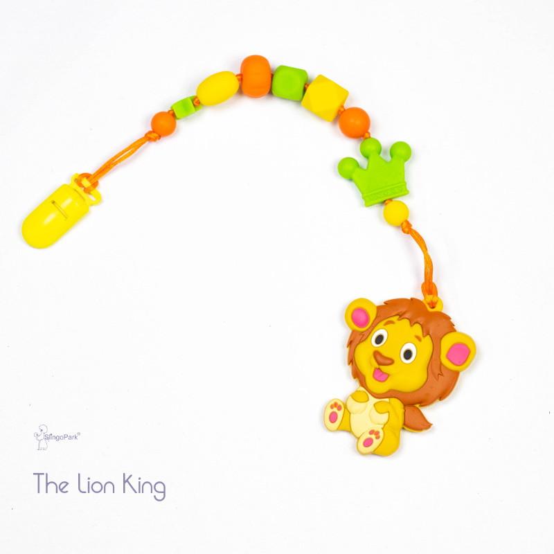 Грызунок из пищевого силикона The Lion King BABY MILK TEETH