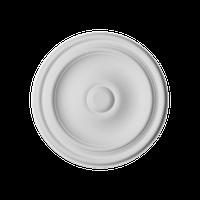 Розетка потолочная, полиуретановая Classic Home HP22026,лепной декор из полиуретана