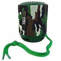 Портативная Bluetooth-колонка TG-129 Military