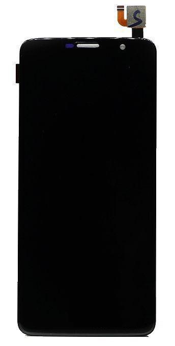 Дисплей Doogee (HomTom) S7 + с сенсор черный