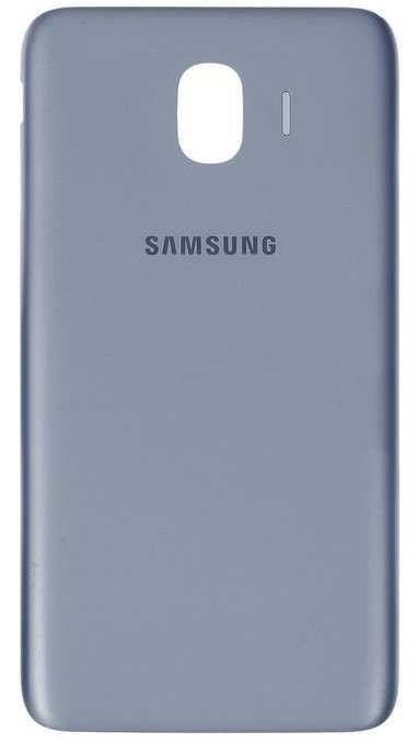 Задняя крышка Samsung J400F Galaxy J4 (2018), фиолетовая