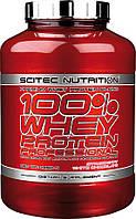 SN 100% Whey Protein Prof 2350 г - banana