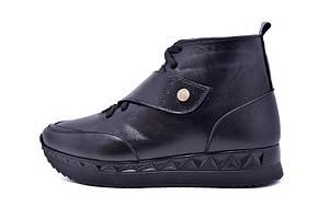 Кроссовки женские Abbi 7596 WI Black