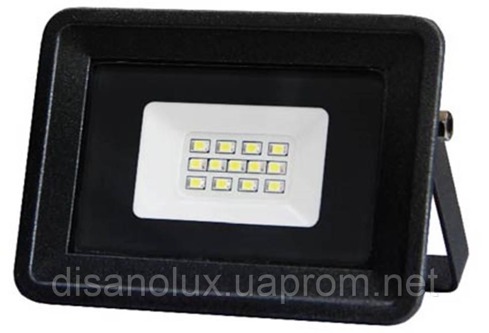 Светодиодный прожектор LED 10W 6000К SMD AVT5-IC 220в IP65